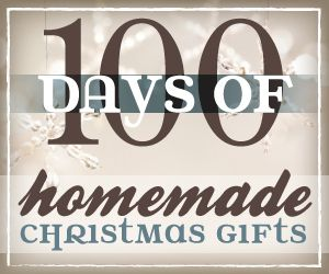 100 days of gift ideas