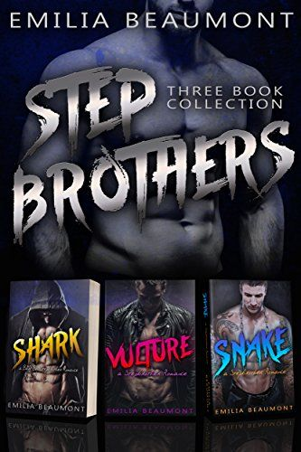 STEPBROTHERS (3 Book Stepbrother Romance Collection) by [Beaumont, Emilia]