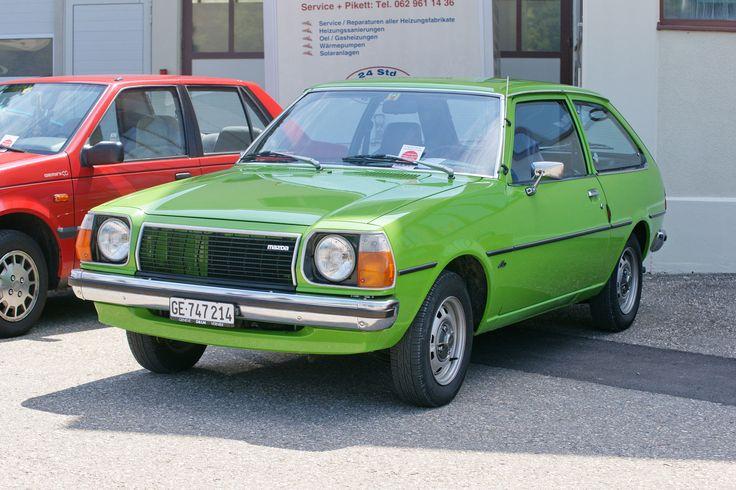https://flic.kr/p/ukoiiR | Mazda 323 24.5.2015 0971 | Mazda Japan Classic Cars in Bleienbach Schweiz / Switzerland
