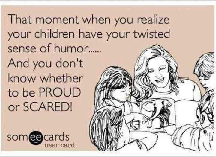 be Proud or Scared?Thoughts, Parents, Cant Wait, Children, So True, Future Kids, Twists Humor, Funny Kids, True Stories