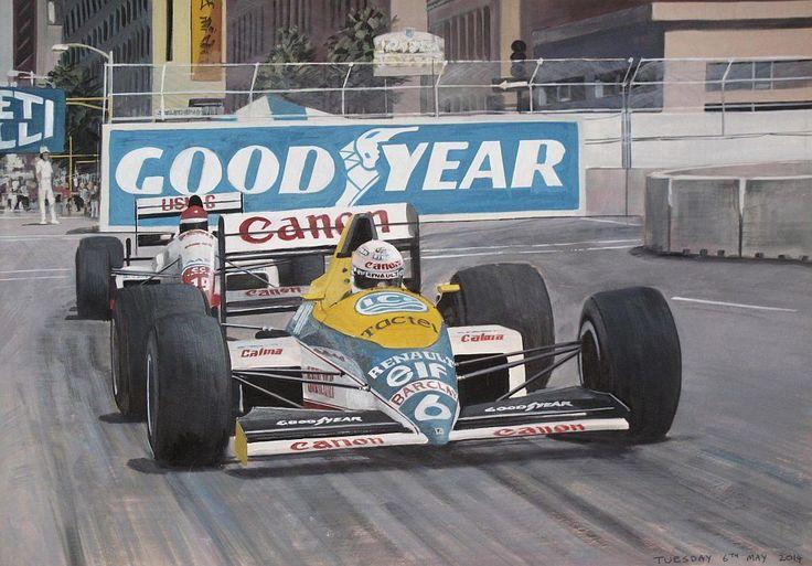 1989 USA Grand Prix