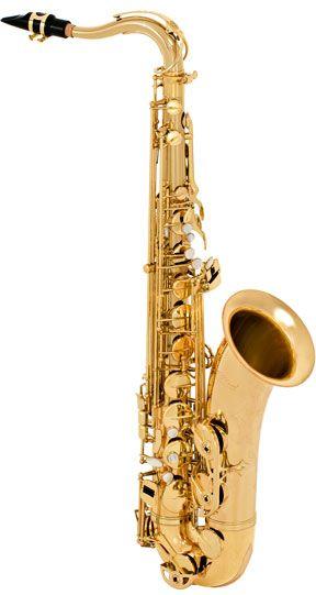 Image of Selmer STS280R LaVoix II Tenor Saxophone - Gold Keys