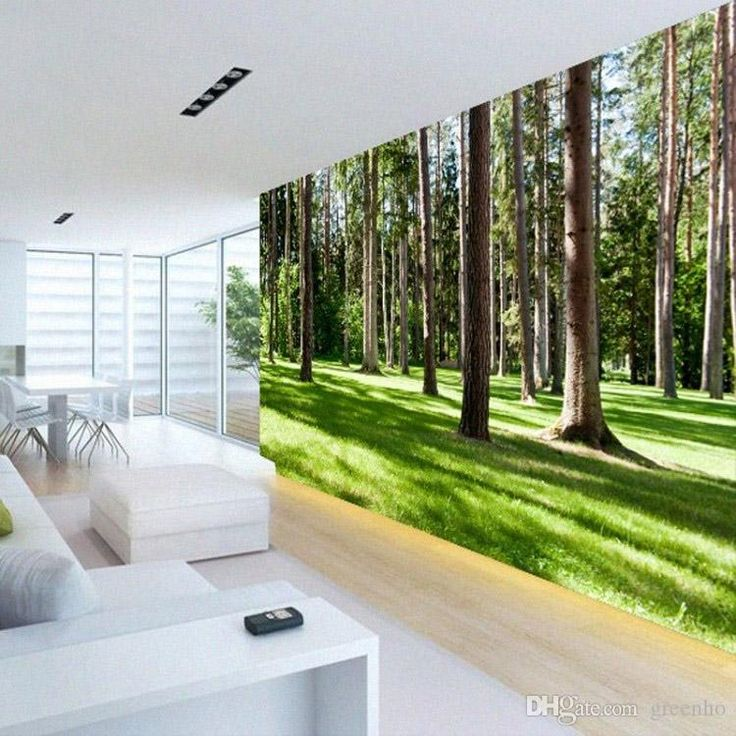 17 best ideas about forest wallpaper on pinterest tree for Ash wallpaper mural