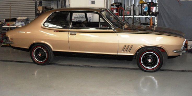 Manta Car Restorations - Recent Projects (LC GTR Torana)