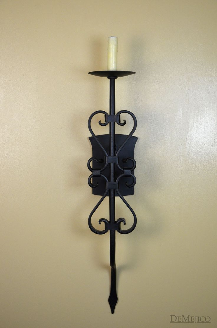 Spanish Iron Wall Sconces : 17 Best images about Spanish and Old World Lighting on Pinterest Wall mount, Wrought iron and ...