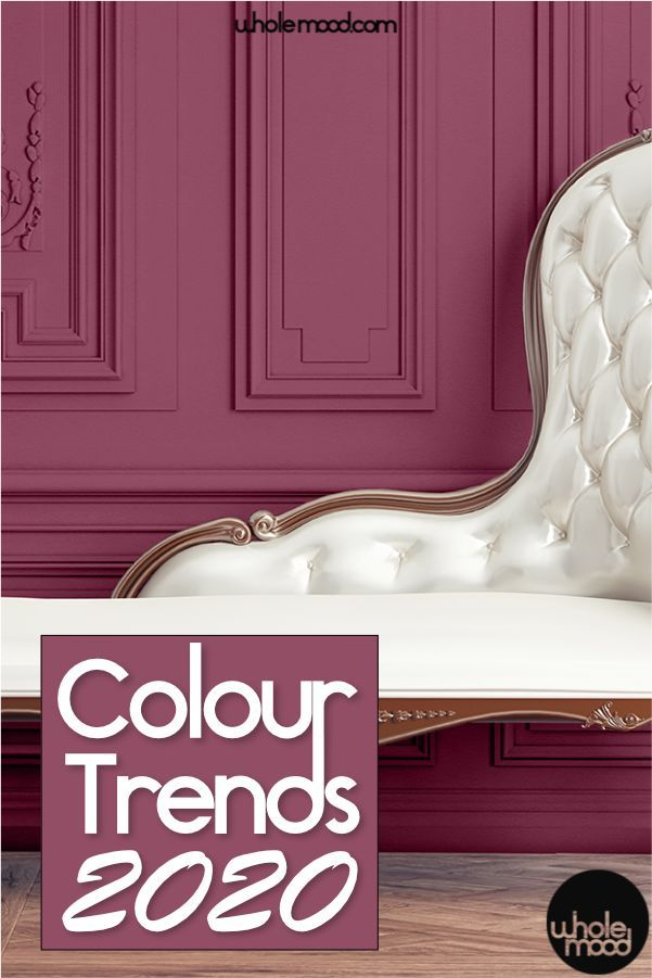 2020 Colour Trends Cool Calm Collected Right Here With Images