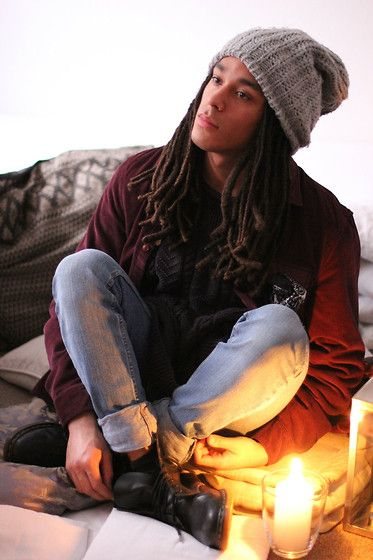 The hair I wish I had... for maybe a year or so. I don't think dreads would work with thin Asian hair.