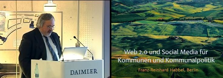 1. SMN 2011 SMCST - Web 2.0 und Social Media für Kommunen und Kommunalpolitik