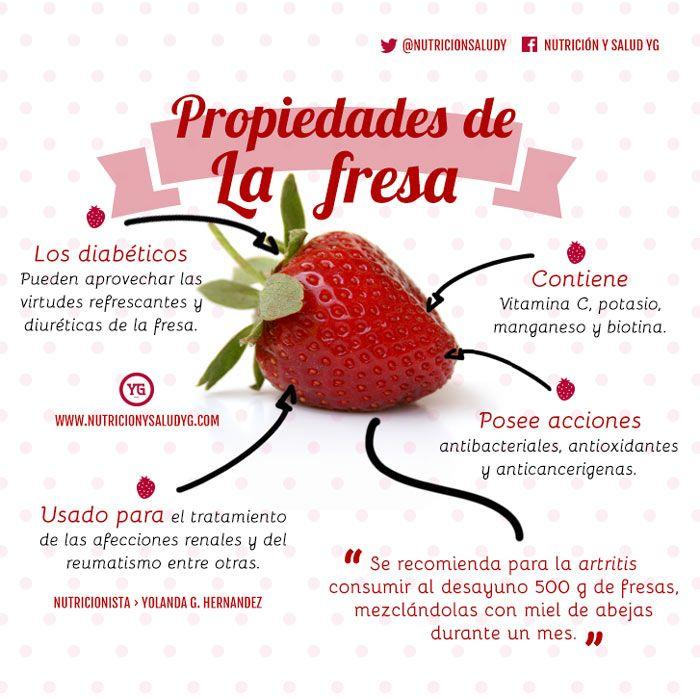 fresa-beneficios-propiedades
