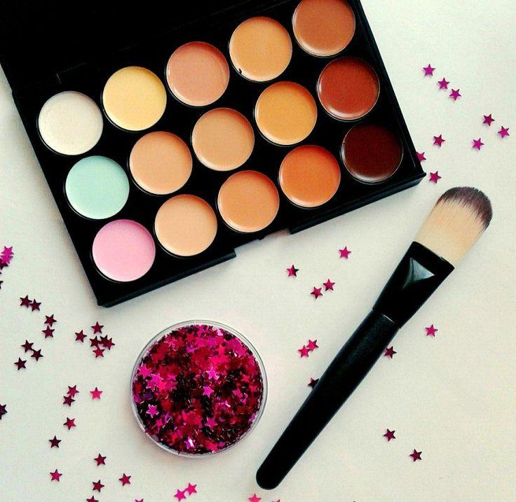 A palette of cream concealers(68-1.93$)🍥   Палетка кремовых консилеров (68-113р)🍥   ➡http://ali.pub/rvdni #aliexpress makeup