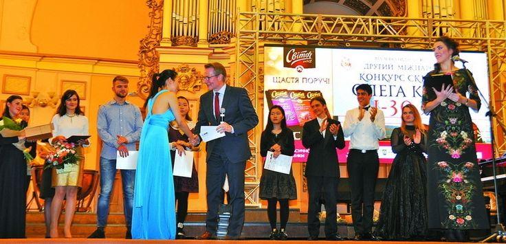 Найкраща скрипалька – кореянка Еллі Сах з Америки. Завершився ІІ Міжнародний конкурс скрипалів, генеральним спонсором якого виступив український бренд «Світоч». #WZ #Львів #Lviv #Новини #Життя  #Конкурс #скрипалька