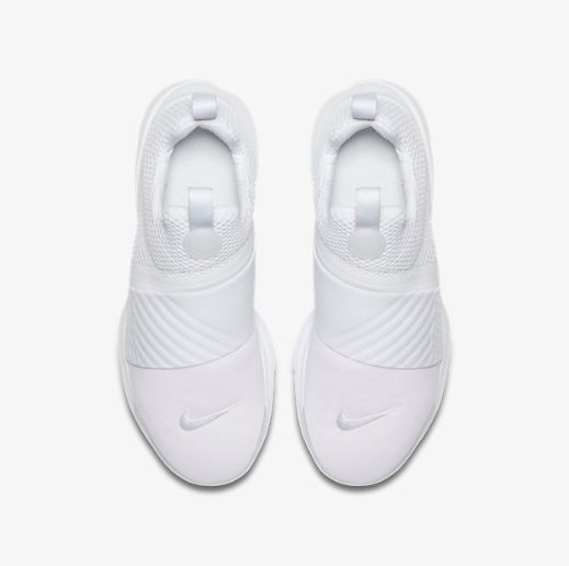 Nike Presto Extreme - Boys' Grade School. white/white Size:7