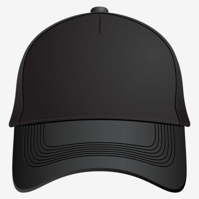 Black Cap Front Clipart Black Caps Png Transparent Clipart Image And Psd File For Free Download Pakaian Pria Kaos Model Pakaian Pria