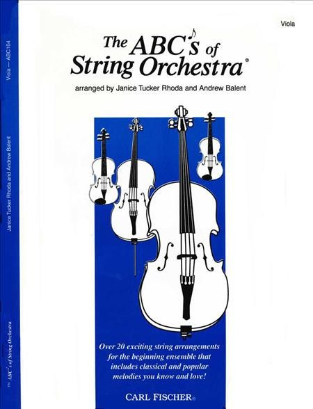 The ABCs Of String Orchestra (Solo Part)