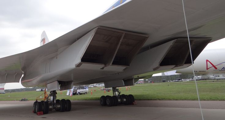 Supersonic vintage: a close look at the Tupolev Tu-144 — Allplane