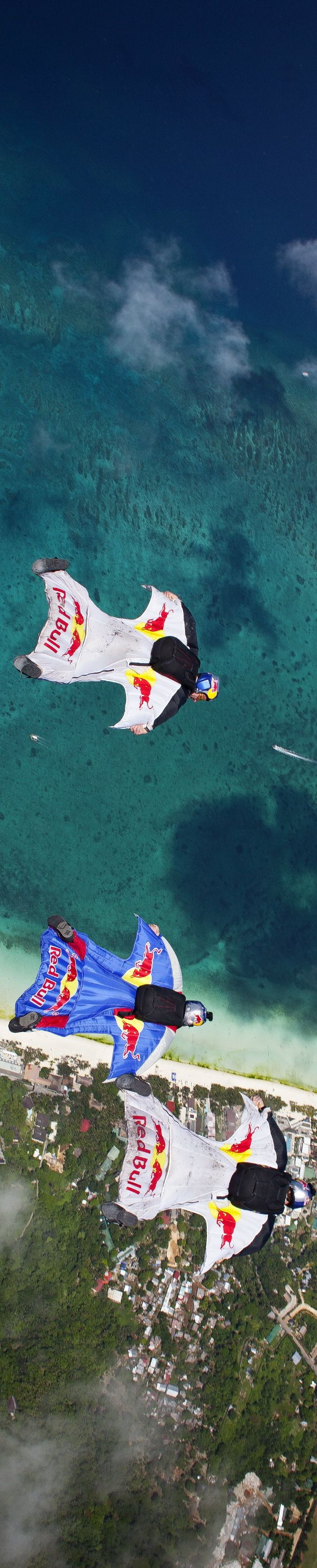 Suit up. #redbull #givesyouwings