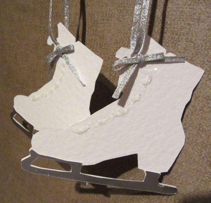 free printable ice skate template printable the handmade gift mormon