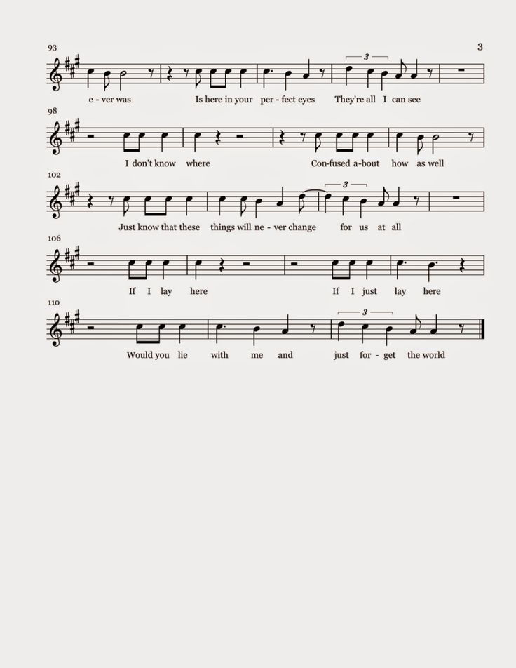 how to play chasing cars on piano