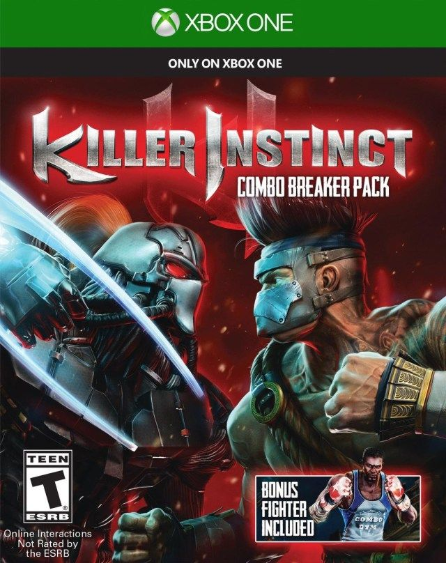 Killer Instinct Box Shot for Xbox One - GameFAQs