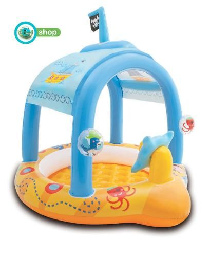 M s de 1000 ideas sobre piscinas intex en pinterest for Piscina inflable intex para bebe
