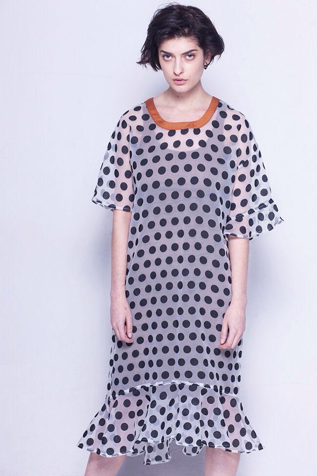 #Dress#summer#горох#дизайнерыазии