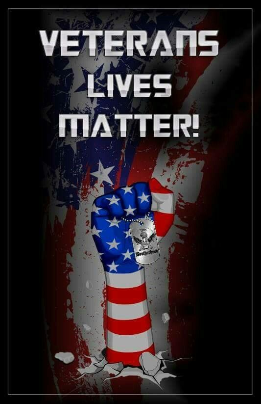 Yes they do very much! All American soldiers and vets are in our prayers!
