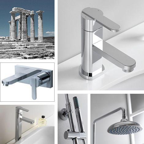 Exceptional Unusual Bathroom Fixtures | And Unusual Bathroom Faucets By Fluid Faucets 8  Beautiful And Unusual . Design Ideas