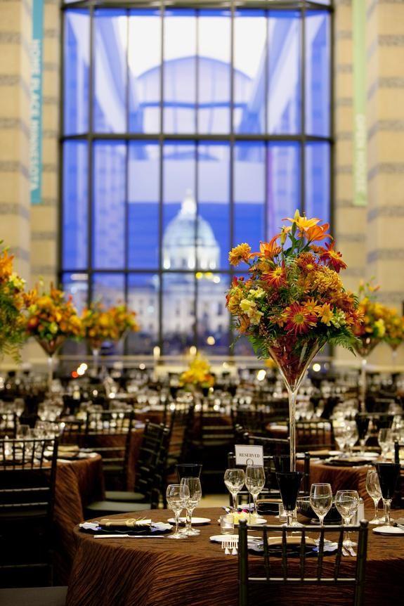 Minnesota Wedding Venues Linen Effects Decor