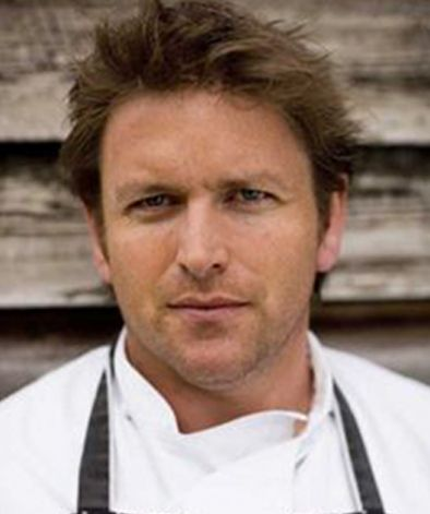 Who couldn't love that face!  James Martin