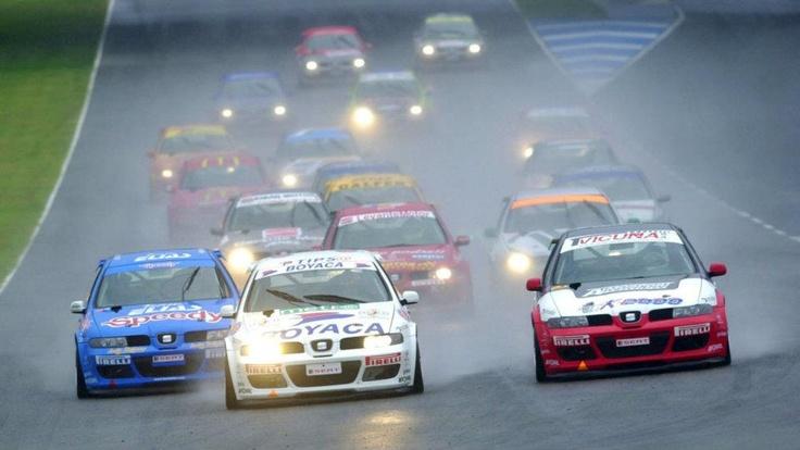 Supercopa SEAT León Spain. Jerez 2003