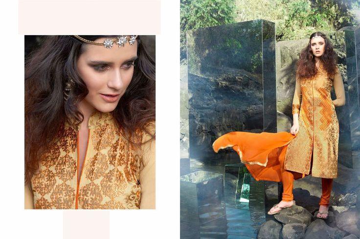 Indian Designer Suit Bollywood Pakistani Salwar Ethnic Anarkali Partydress 2101…