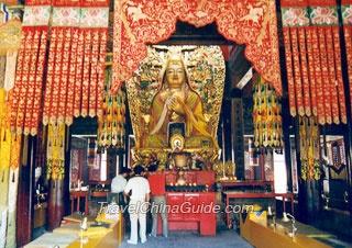 Do: Lama Temple
