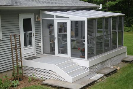 17 Best Images About Sunrooms On Pinterest Decks