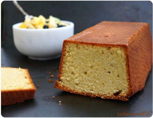 Recette du cake parfait moelleux et a rien dense et for Cake au chocolat pierre herme