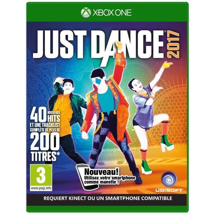 Just Dance 2017 Jeu Xbox One Ps4 Spiel Just Dance 2017 Jeu