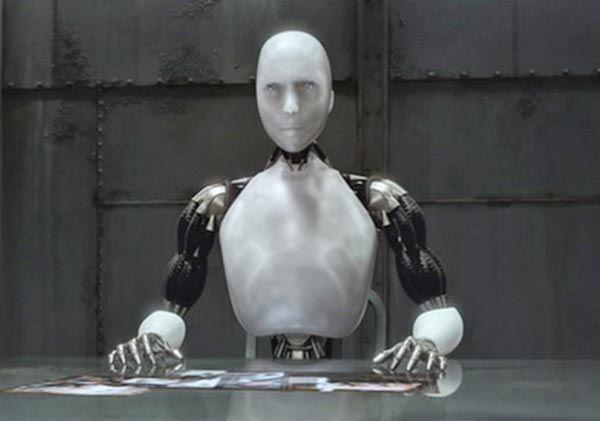 Sonny via I, Robot (2004 film) | 機械公敵 (2004 電影) | Pinned Time: 20150507 (Taipei) | #Sonny #NN