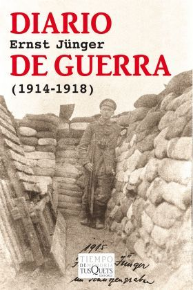 http://157.88.20.47/record=b1663083~S1*spi Movido por su sed de peligros y aventuras, el jovencísimo Ernst Jünger —tenía entonces diecinueve años— se alistó voluntariamente en el 73.º Regimiento de Fusileros, cruzó la frontera de Luxemburgo a finales de 1914 y, poco después, entró en combate. Desde entonces, y casi a diario, relató en quince cuadernos su participación en una contienda que diezmó a una generación entera...