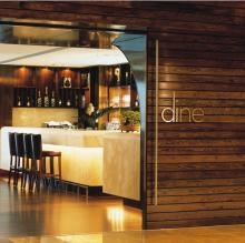 The Peter Gordon Dine, fine dining restaurant at Sky City Grand was lovely and such a lovely meal that my husband and I shared together at this restaurant :)