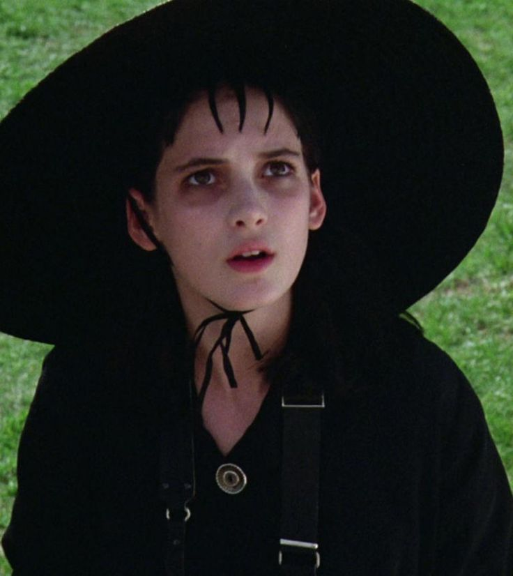 THEN: Winona Ryder