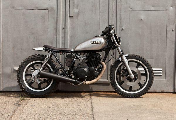 Yamaha SR500: Yamaha Sr250, Custom Motorbikes, Yamaha Motorcycles, Motors Bike, Custom Yamaha, 1982 Yamaha, Sr 250, 250 Woody, Cafe Racers