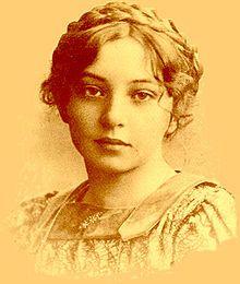 Sigrid Undset - 1882-1949 - Romancière norvégienne, prix Nobel de Littérature en 1928 - Trilogie sur la vie des femmes en Scandinavie au Moyen Age : Kristin Lavransdatter.