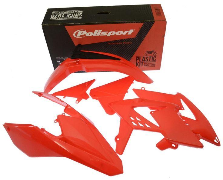 Polisport BETA Replica Plastics