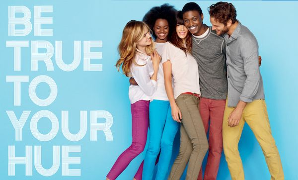 Gap - Be Bright Campaign