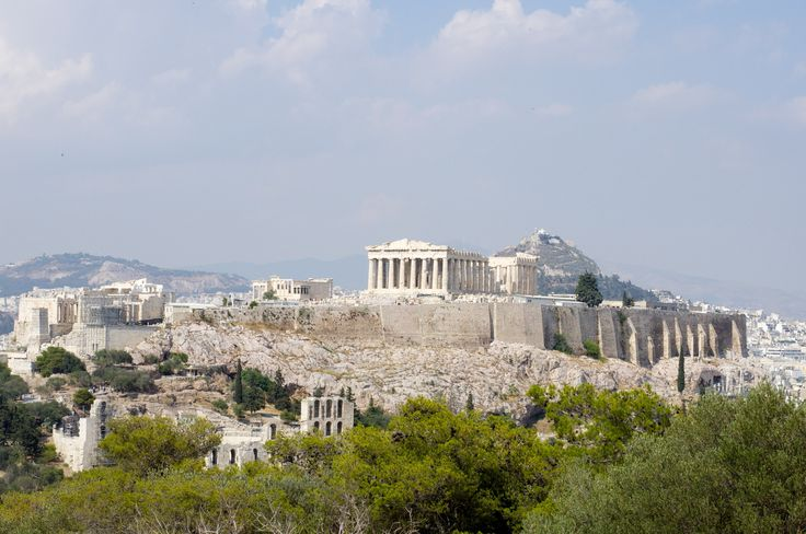 Gallery of AD Classics: Acropolis of Athens / Ictinus, Callicrates, Mnesikles and Phidias - 8