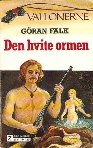 """""""Den hvite ormen"""" av Göran Falk"""