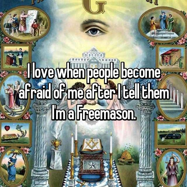 18 Freemason Members Confess About Life In The Secret Society