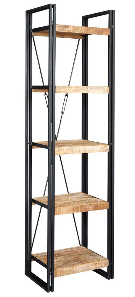 Cosmo Slim Bookcase