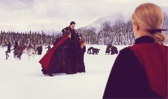 """ twilight movie/book meme ↳ favourite couple (1/3): Jasper and Alice """