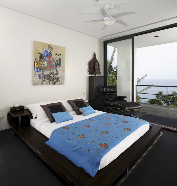 """Villa Yin is situated in Millionaire's Mile, on the island of Phuket, Thailand. The inside mixes conventional parts of design with extra trendy ones, creating a singular environment that's irresistible. Villa Yin: """"Escape right into a world of final magnificence. Villa Yin fuses daring ant... #AndyWarhol, #Art, #Chandeliers, #DecorativeAccessories, #Design, #DesignerInterior, #Furniture, #HomeKitchenDesignsIdeas, #HomeTheater, #InfinitySwimmingPool, #InteriorDesign, #I"""