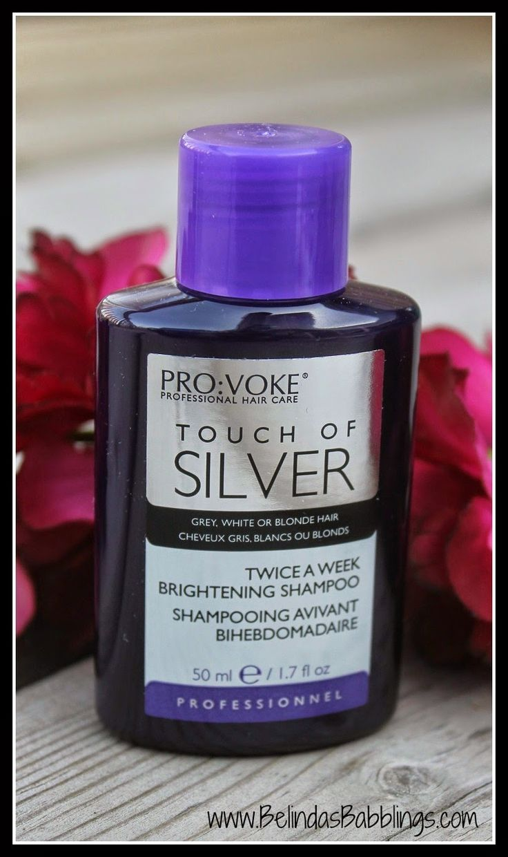 Provoke Touch of Silver Twice a Week Brightening Shampoo